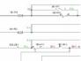 Фиксированные позиционные обозначения, позиции компонентов и номера проводов
