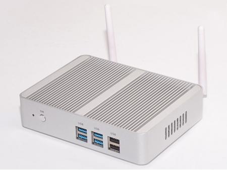 Компактный компьютер для домашнего медиа-сервера