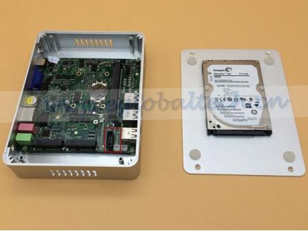 Установка HDD в ПК