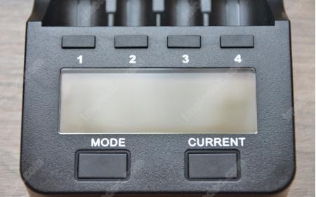 Интерфейс управления Lii-500