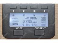 Информация на дисплее Lii-500