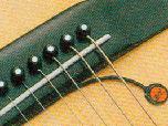Простой звукосниматель для акустической гитары