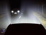 Управление светом фар с помощью смарт-пикселей