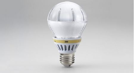 3M LED светодиодная лампа, выглядит как обычная лампа накаливания