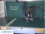 ACHIRES - самый быстрый двуногий робот в мире