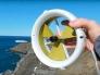 Универсальная портативная турбина для зарядки телефона «Кувшинка»