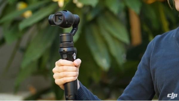 Камера Osmo от DJI