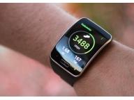 Gear S умеет отслеживать ваши шаги в фоновом режиме в течение дня