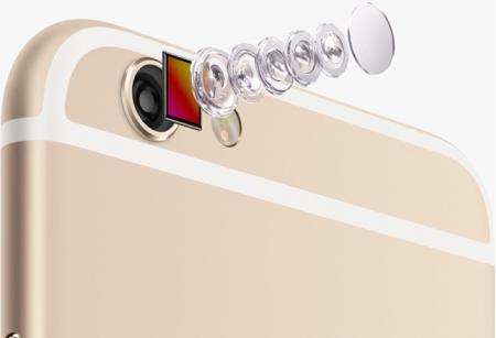 Оптическая стабилизация изображения iPhone 6