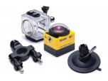 Экшн-камера Kodak PixPro SP360 с дополнительными аксессуарами