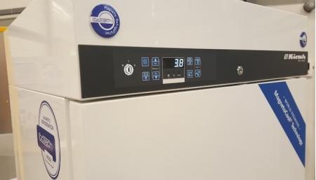 Холодильник с магнитной системой охлаждения