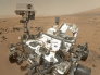 Марсоход Curiosity достиг горы Шарп, главной цели своего путешествия.