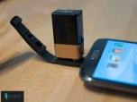 Plan V - устройство для зарядки телефона от 9-вольтовой батарейки
