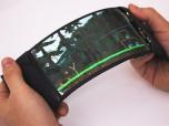 Гибкие экраны для гаджетов уже реальность