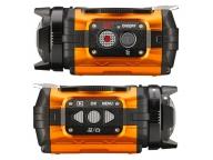 Большие удобные кнопки Ricoh WG-M1 легко нажимать в движении