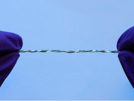 Сенсорные волокна – новый виток управления гаджетами