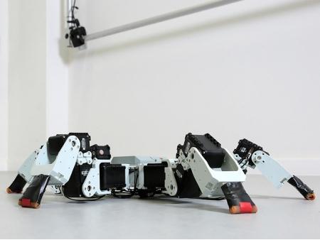 Шестиногий робот