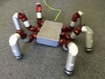 Змееногий робот-паук