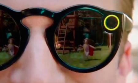 Очки «Spectacles» от компании Snap Inc